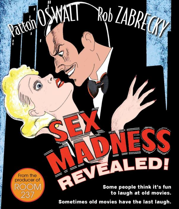 Sex Madness Blu Ray cover